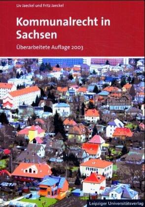 9783936522051: Kommunalrecht in Sachsen