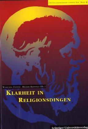 9783936522440: Klarheit in Religionsdingen