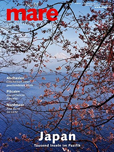 9783936543483: mare - Die Zeitschrift der Meere: mare, Die Zeitschrift der Meere, Nr.58 : Japan: No 58