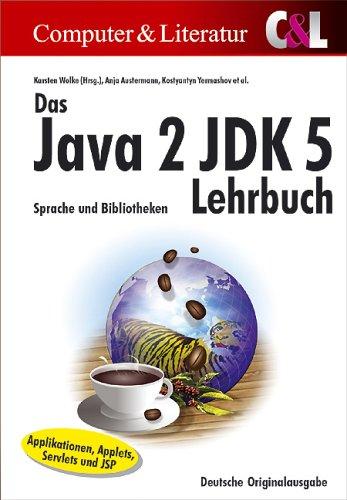 9783936546255: Das Java 2 JDK 5 Lehrbuch