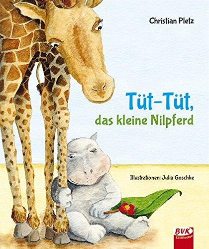 """Literaturprojekt """"Tüt-Tüt, das kleine Nilpferd"""" (9783936577921) by Ralph, Alan"""