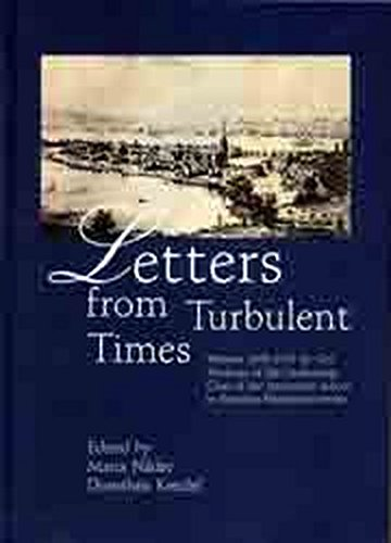 9783936617047: Letters from Turbulent Times: Written 1932-1972 by Girl Students of the Graduating Class of the Secondary School in Potsdam-Hermannswerder