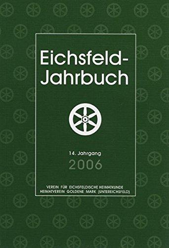 9783936617627: Eichsfeld-Jahrbuch 2006: 14. Jahrgang
