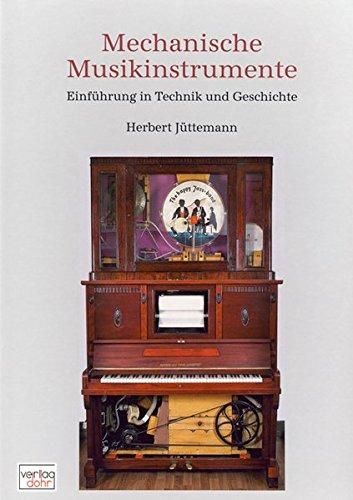 Mechanische Musikinstrumente: Herbert J�ttemann