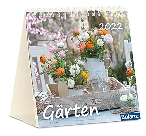 9783936673296: Gärten, Postkartenkalender 2012