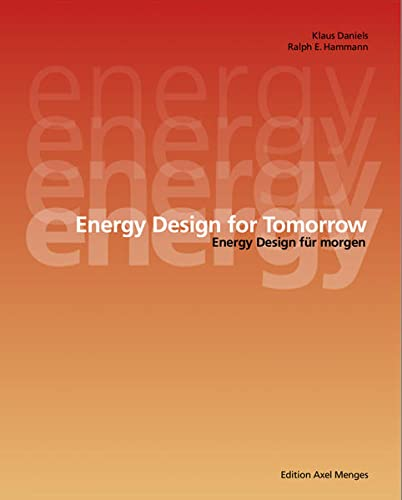 9783936681253: Energy Designs for Tomorrow