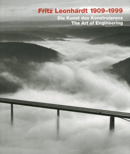 9783936681284: Fritz Leonhardt 1909-1999: The Art of Engineering Design