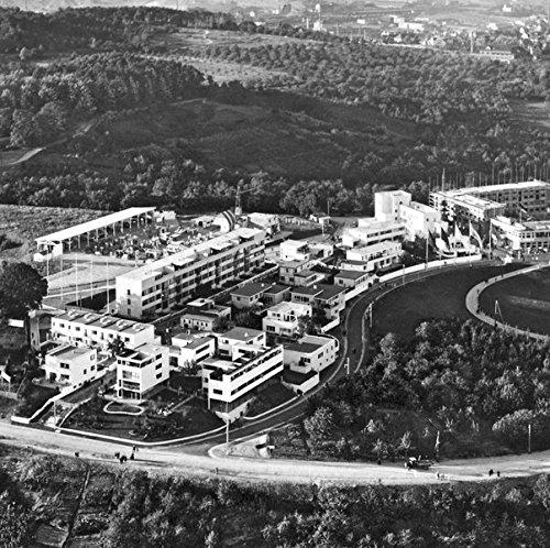 9783936681604: The Weissenhofsiedlung: Experimental Housing Built for the Deutscher Werkbund, Stuttgart, 1927