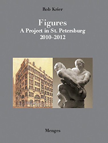 Figures. A Project in St. Petersburg 2010-2012 (Text: engl./dt./russ.).