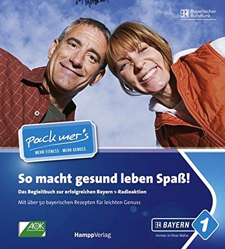 9783936682090: Pack mer's: So macht gesund leben Spaß