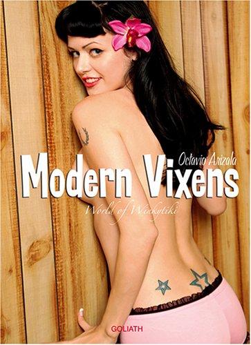 9783936709179: MODERN VIXENS