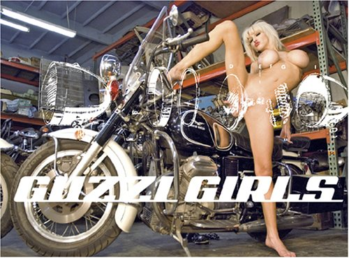 9783936709308: Guzzi Girls: Photographs