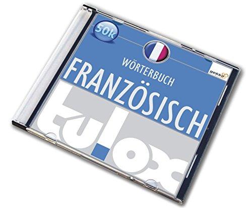 """tulox e-Euro-W""""rterbuch Franz""""sisch mit 50.000 fremdsprachlich vertonten Eintr""""gen"""