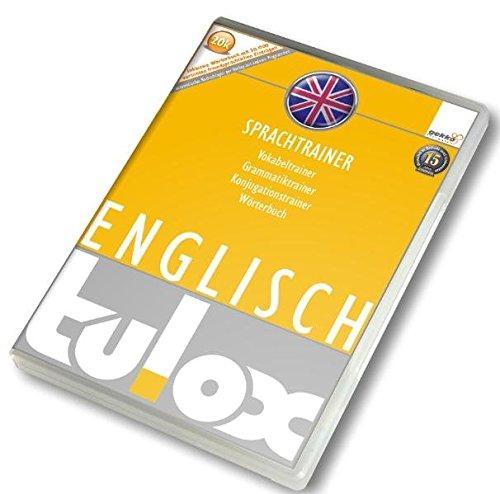 tulox Sprachtrainer Englisch - Vokabeltrainer, Konjugations- und Grammatiktrainer inklusive ...