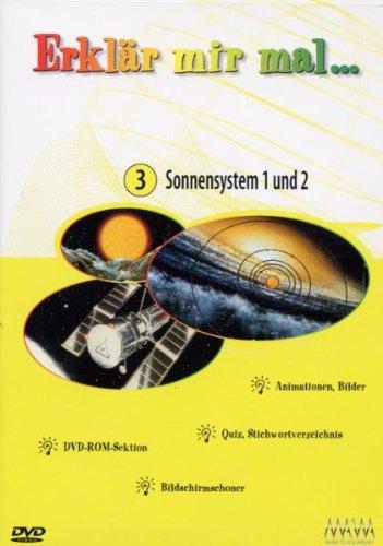 9783936736038: Erklär mir mal... 3 - Sonnensystem 1 und 2 [Alemania] [DVD]