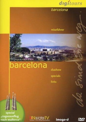 9783936736496: Barcelona - Digitours [Alemania] [DVD]