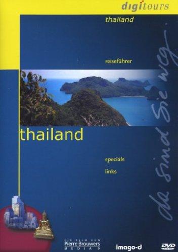 9783936736557: Thailand - Digitours