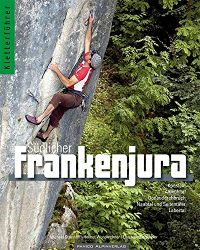 9783936740486: Kletterführer Mittelgebirge Frankenjura Süd