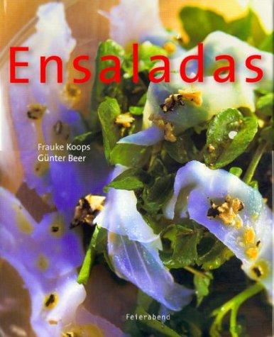 9783936761498: Ensaladas/Salads: De Europa