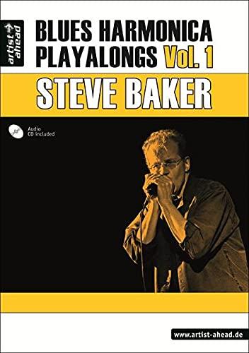 9783936807004: Blues Harmonica Playalongs. Vol. 1. Deutsche Ausgabe