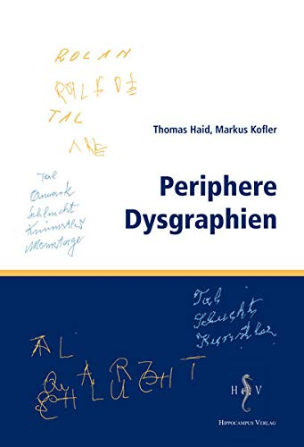 9783936817300: Periphere Dysgraphien