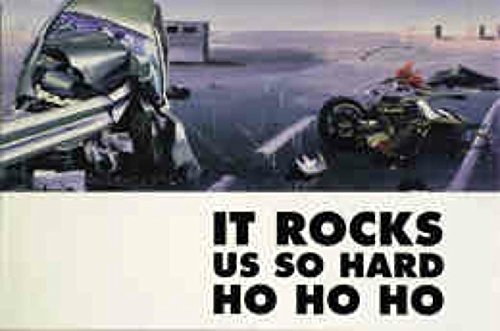 9783936859256: Dirk Skreber: It Rocks Us So Hard - Ho Ho Ho