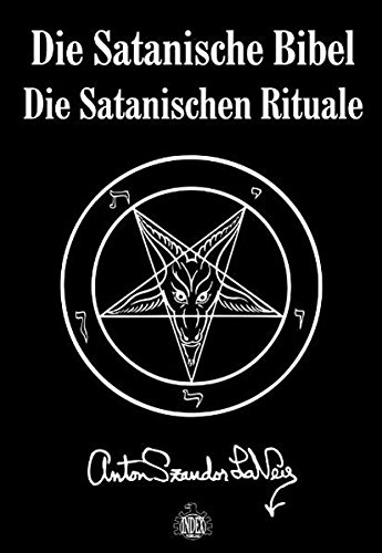 Die Satanische Bibel (3936878056) by Anton Szandor LaVey
