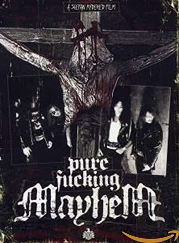 9783936878127: Pure Fucking Mayhem (Inclus CD) [(+CD)]