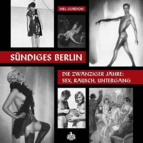 9783936878226: Sündiges Berlin