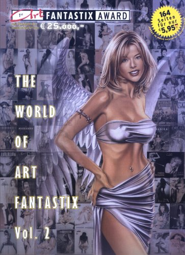 9783936882599: The World of Art Fantastix Vol. 2