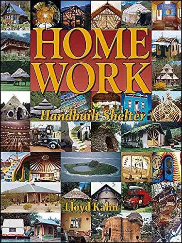 9783936896008: Homework - Handbuilt Shelters