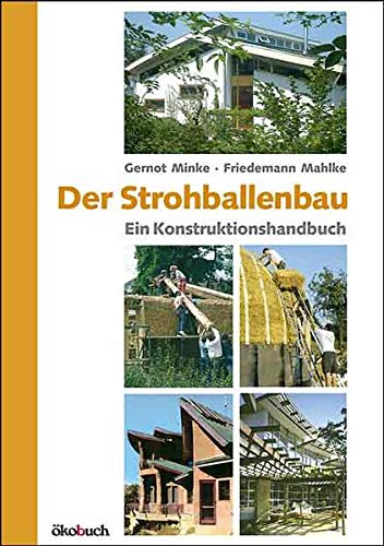 9783936896015: Der Strohballenbau.