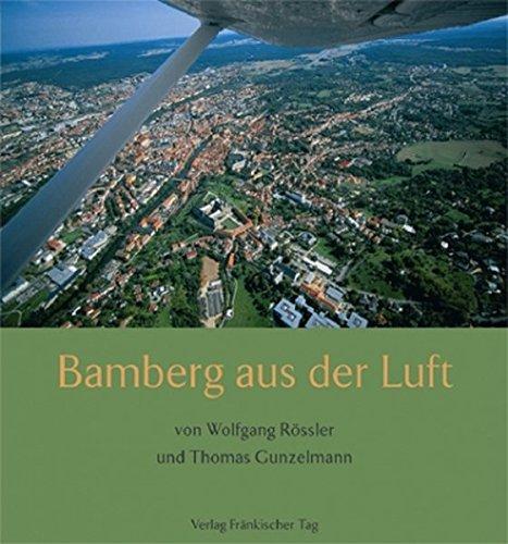 9783936897272: Bamberg aus der Luft