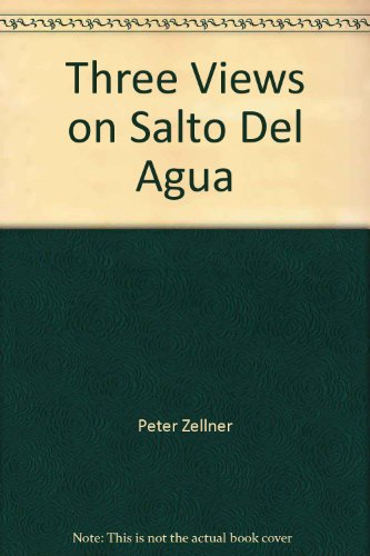 Three Views on Salto Del Agua: Peter Zellner, Lauri