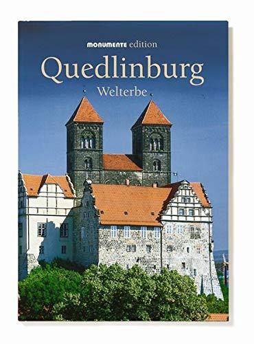 9783936942460: Pfotenhauer, A: Quedlinburg - Welterbe