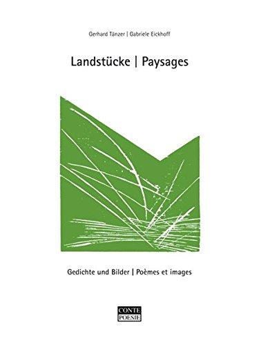 9783936950519: Landstücke - Paysages: Gedichte und Bilder