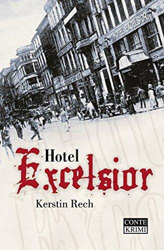 9783936950779: Hotel Excelsior: Krimi