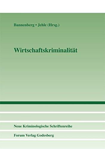 9783936999808: Wirtschaftskriminalität