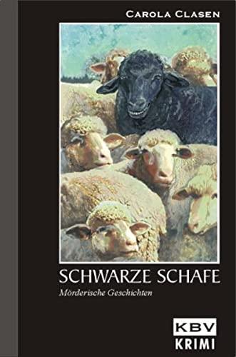 9783937001647: Schwarze Schafe: Mörderische Geschichten