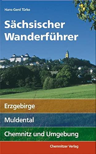 9783937025292: Sächsischer Wanderführer