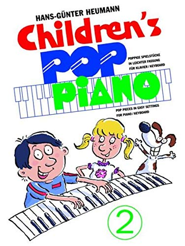 9783937041193: Children's Pop Piano Book 2