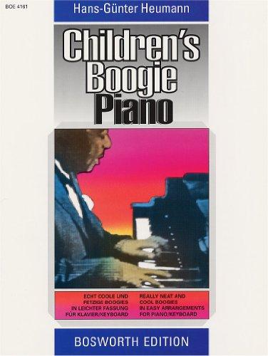 9783937041612: Hans-Gunter Heumann: Children's Boogie Piano