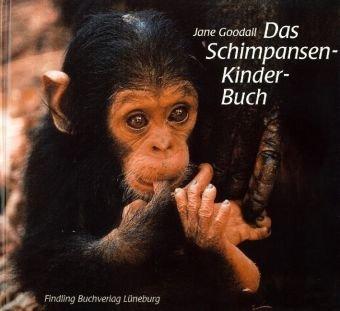 9783937054681: Das Schimpansen-Kinder-Buch
