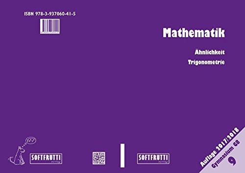 9783937060415: Mathematik Gymnasium: Arbeitsbücher Gymnasium 9 (G8)