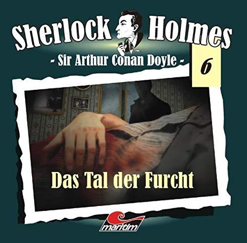 9783937070872: Sherlock Holmes, 6 : Das Tal der Furcht (2 Audio-CDs)