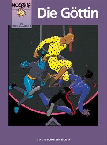 Die Sternenwanderer 3. Die Göttin (3937102159) by Moebius