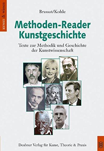 9783937111025: Methoden-Reader Kunstgeschichte