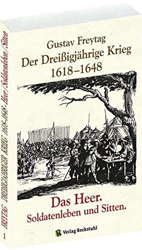9783937135038: Der Dreißigjährige Krieg 1618-1648 Bd. 1. Das Heer