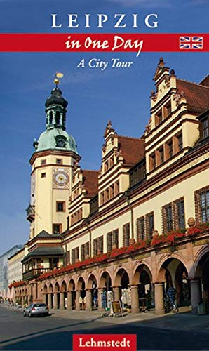 9783937146539: Leipzig in One Day. A City Tour