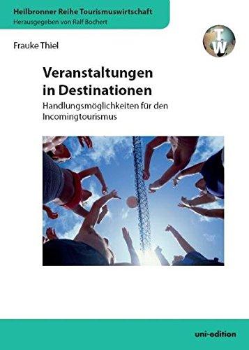 9783937151939: Veranstaltungen in Destinationen